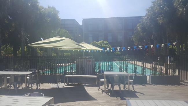 Pixar Animation Studios - Olympic Sized Pool