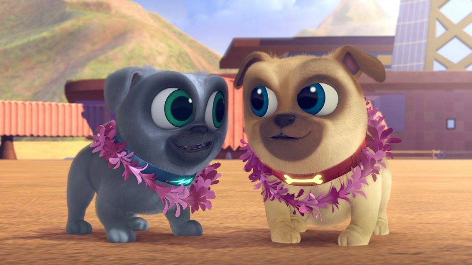 Puppy Dog Pals on DisneyJr