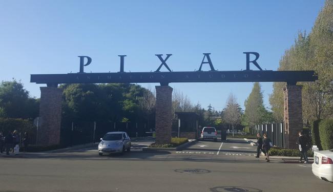 pixar animation studios Emeryville, CA