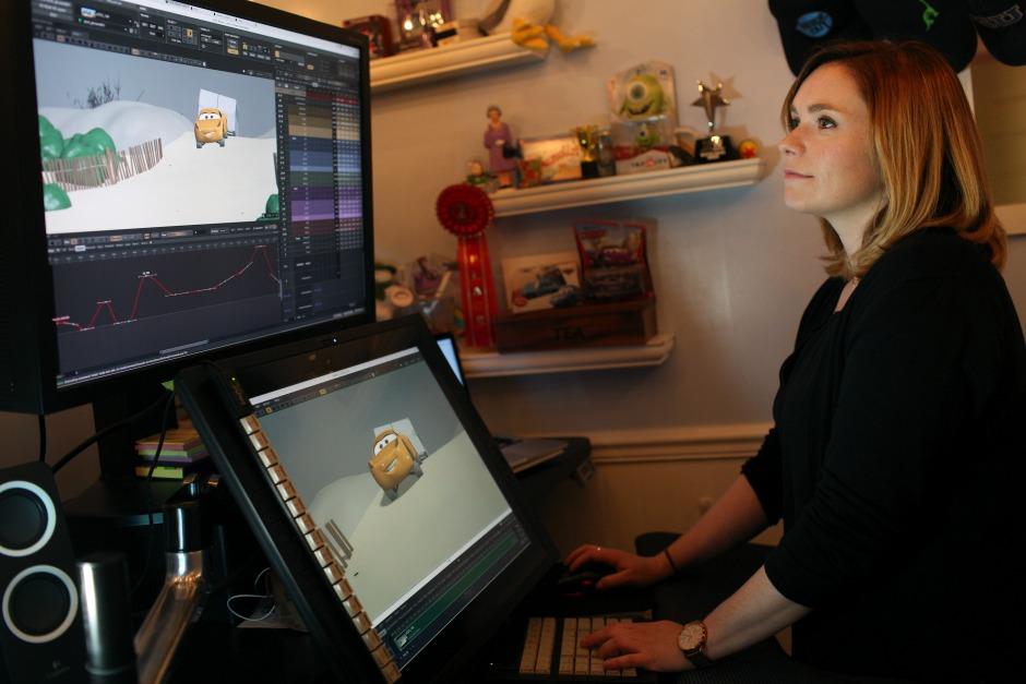 Cars 3 - Directing Animator Jude Brownbill
