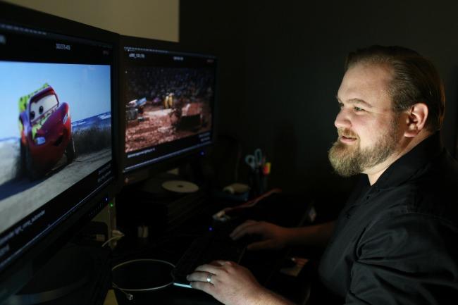 Cars 3 - Effects Supervisor Jon Reisch