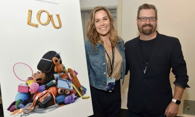 LOU - Director Dave Mullins and Producer Dana Murray