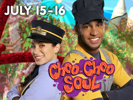 choo-choo soul at sesame place