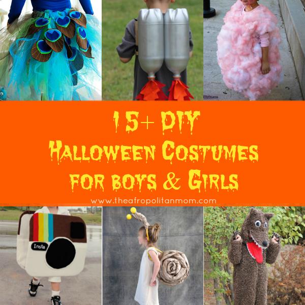 22 Most Popular Diy Halloween Costume For Boy