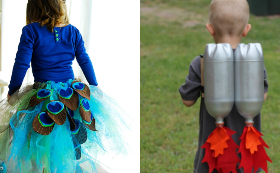15+ DIY Halloween Costumes for Boys & Girls