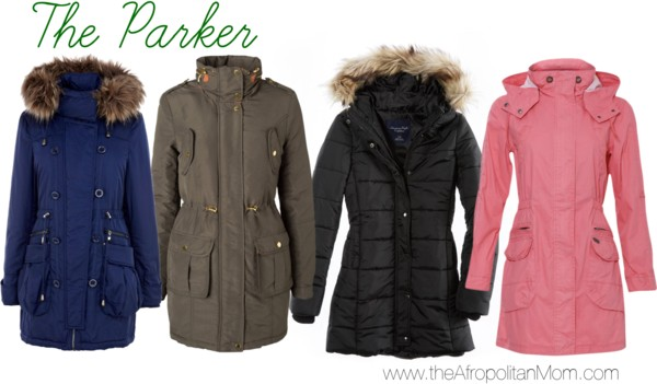 Fall Coat Trends- Parker Coats for Fall