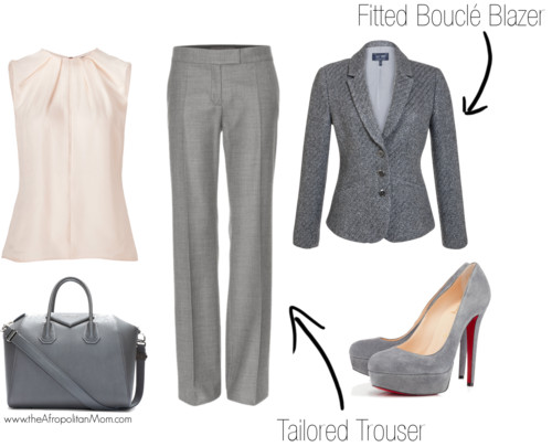 Fall Look Inspired by Olivia Pope Fashion