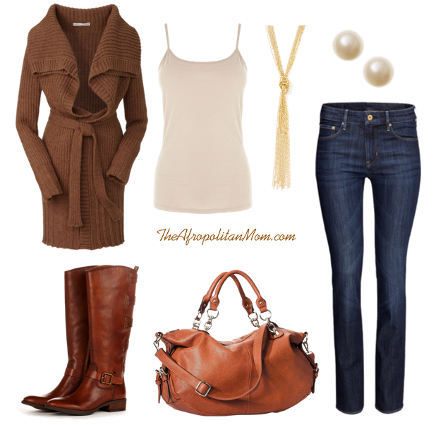 Fashionable and Cozy Looks for Thanksgiving