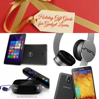 Holiday Gift Guide for Gadget Lovers