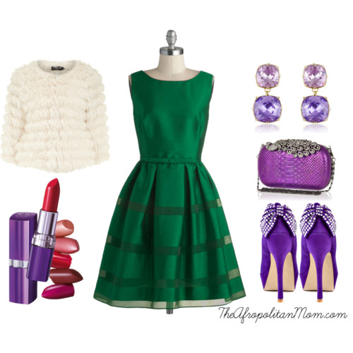 5 Fab Holiday Party Outfit Ideas