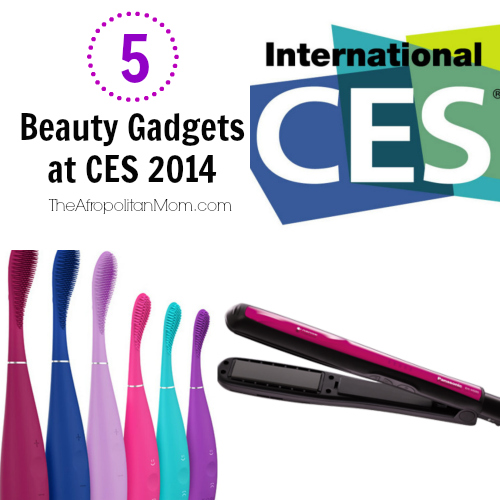 5 Beauty Gadgets at CES 2014