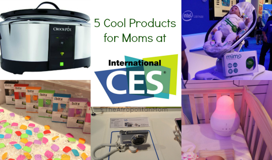 5 cool products for moms at CES 2014