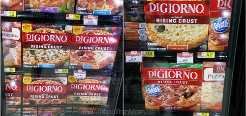DiGiorno Pizza Walmart #GameTimeGoodies, #shop, #cbias