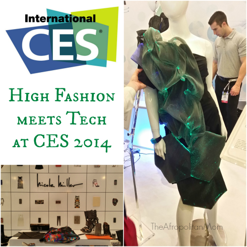 High Fashion meets Tech at CES 2014