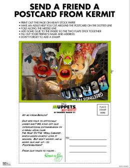 muppet-postcard