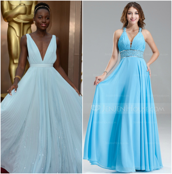 Prom Dresses: Oscar Inspired Gowns