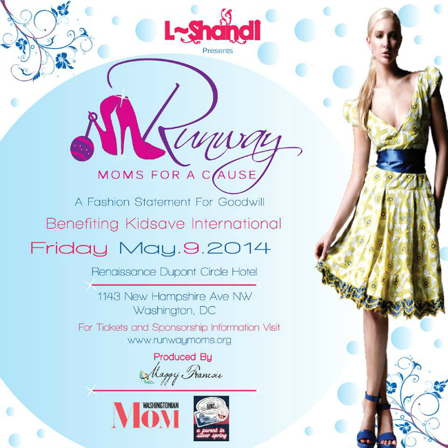 Runway Moms For A Cause