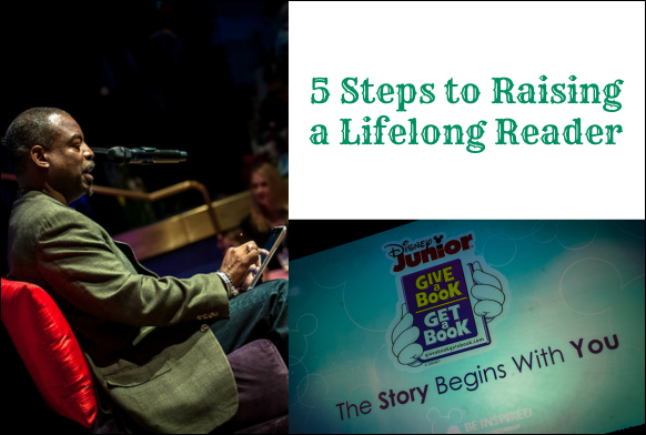 5 Steps to Raising a Lifelong Reader