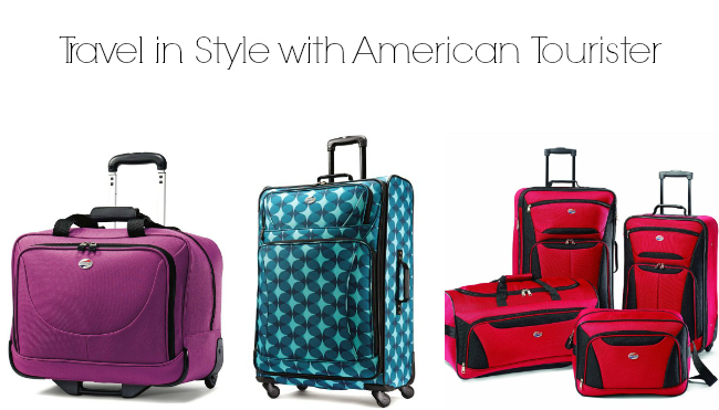 Travel in Style with American Tourister