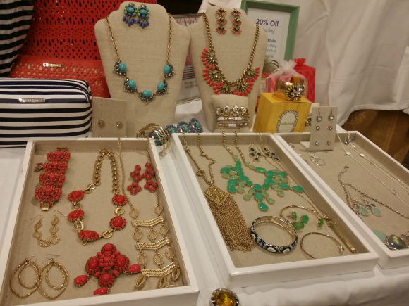 Stella & Dot at Mom Mixer 2014