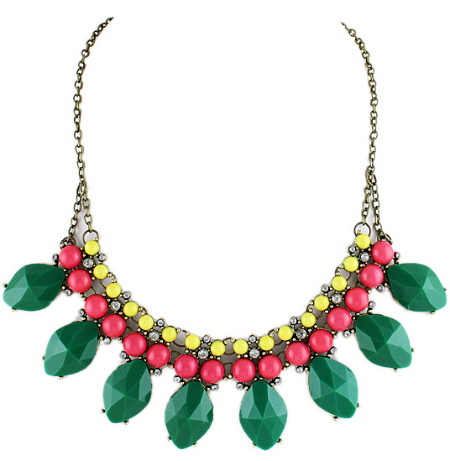 sheinside-statement-necklace
