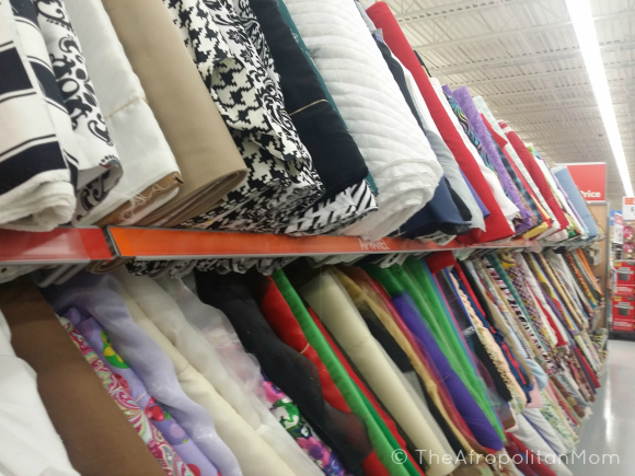 5 Amazing Finds at Walmart - Fabrics #GoWalmart #2040 #cbias #shop