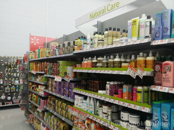 5 Amazing Finds at Walmart - Natural Hair Care #GoWalmart #2040 #cbias