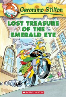 Geronimo Stilton 1-Lost Treasure of the Emerald Eye
