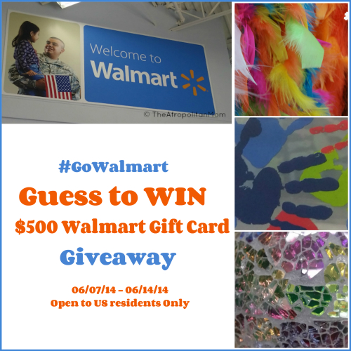 Giveaway: Guess Which Department and Win a $500 Gift Card