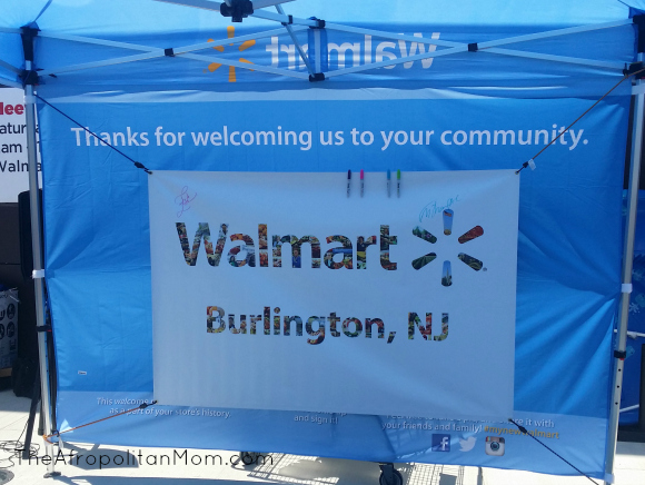 Walmart Celebrates Grand Opening in Burlington #GoWalmart