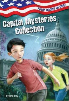 capital mysteries collection