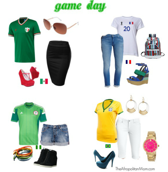 2014 World Cup Fashion