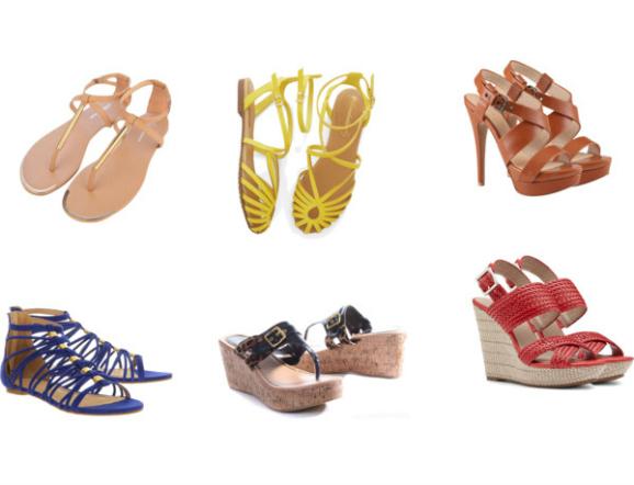 10 Super-Chic Summer Sandals under $50