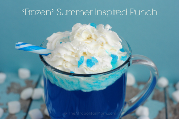 Disney 'Frozen' Summer Inspired Punch