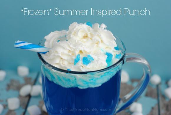 Disney 'Frozen' Summer Inspired Punch