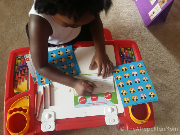 Getting Ready for Preschool with Disney Junior #Ready4Preschool #cbias