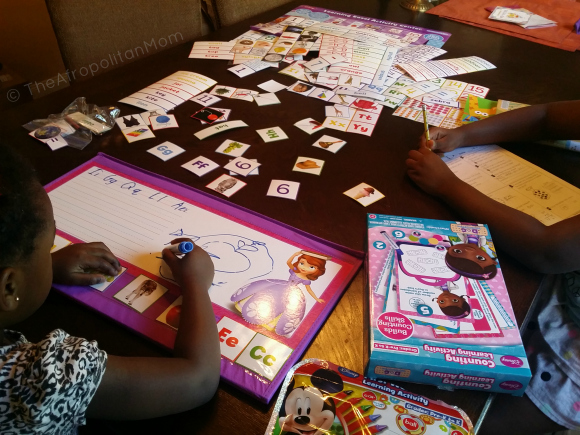 Getting Ready for Preschool with Disney Junior #cbias #Ready4Preschool