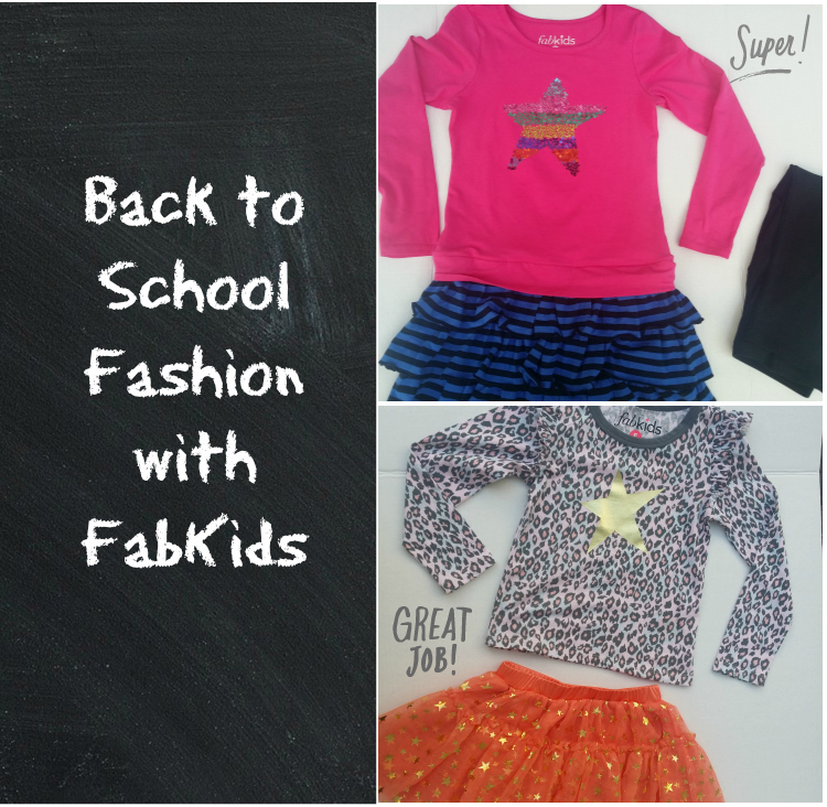 Back to School Fashion with FabKids #bts #kidsfashion #backtoschool #fabkids
