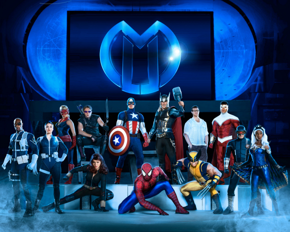 Review: Marvel Universe Live!
