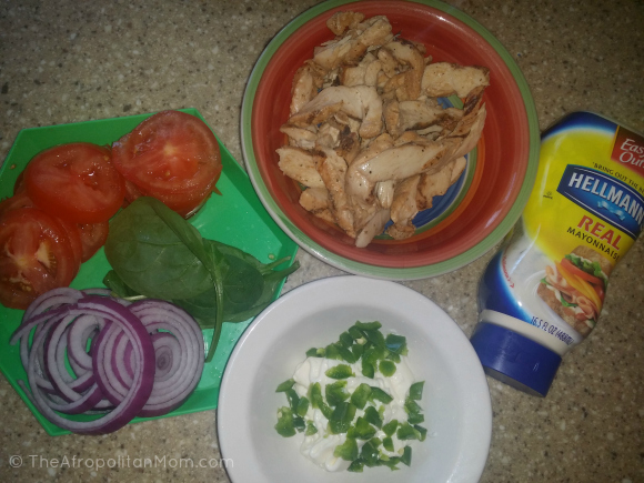 Chicken Panini #cbias