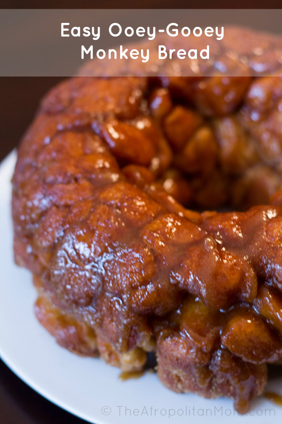 Easy Ooey-Gooey Monkey Bread