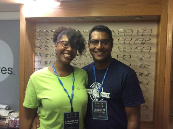 Tyreke Evans Promotes Eye health