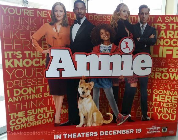 Annie in theaters Dec. 19th KidzVuz