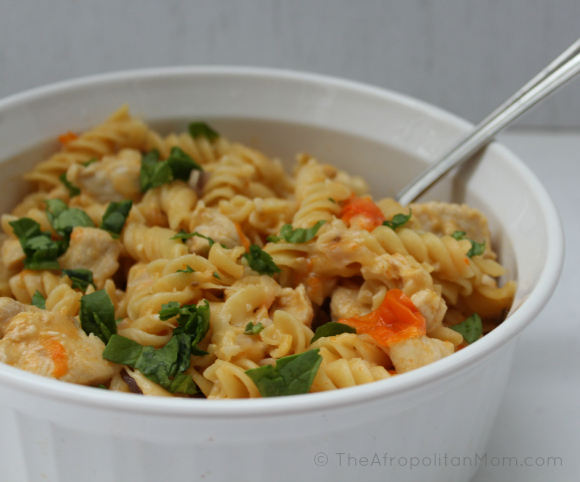 one pot chicken pasta recipe