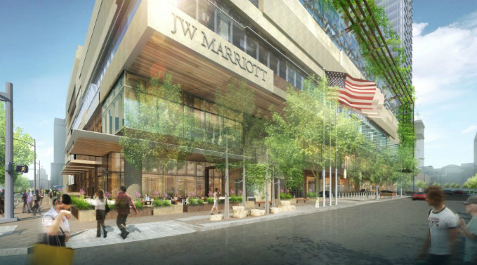 Hotel Openings of 2015 - JW Marriott Austin