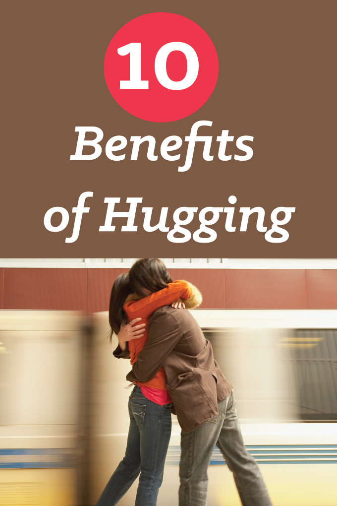 10 Benefits of Hugging