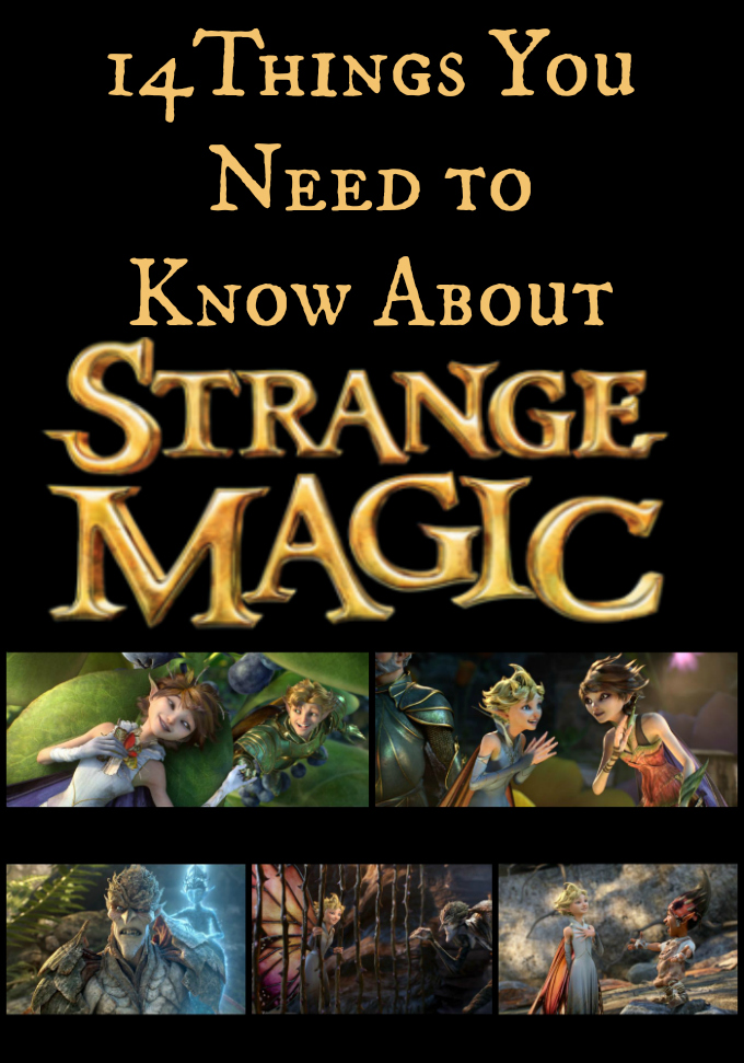 14 things you need to know about strange magic