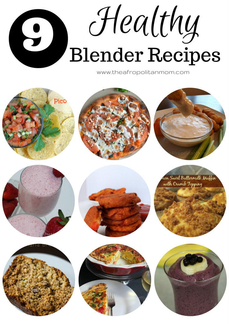 Healthy Blender Recipes - Ninja Recipes