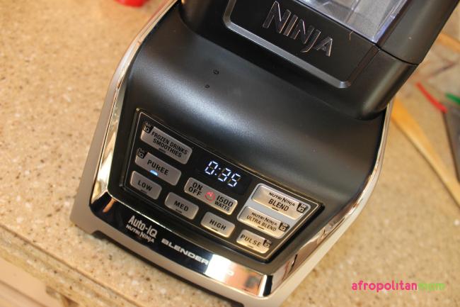 Nutri Ninja Blender AutoIQ