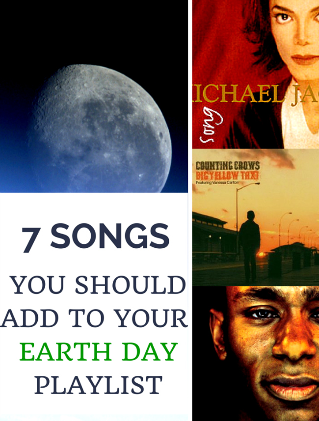 7 Songs to Add to Your Earth Day Playlist